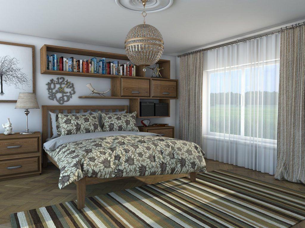 3D Interior Scenes File Sketchup Model Bedroom 01 ... on Model Bedroom Interior Design  id=30312