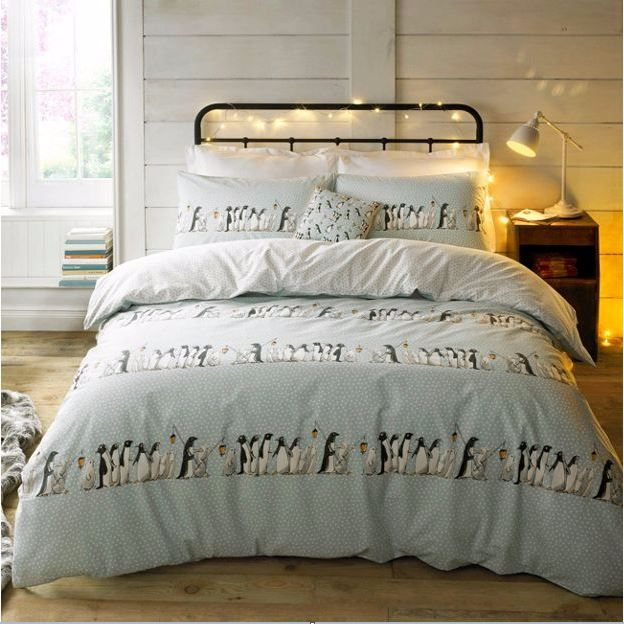 The Winter Bedlinen Edit Emma Bridgewater Polka Dot Bedding Bed