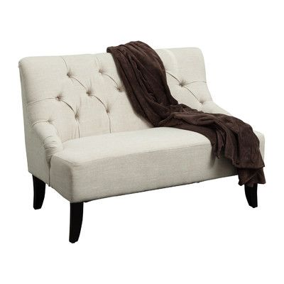 Pleasant Found It At Wayfair Ca Lynnhaven Settee Office Reading Bralicious Painted Fabric Chair Ideas Braliciousco