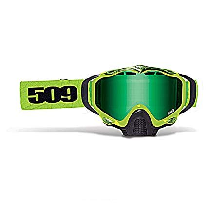 add5ef83b4 509 Sinister X5 Lime Green Mirror Yellow Tint Lens Review ...