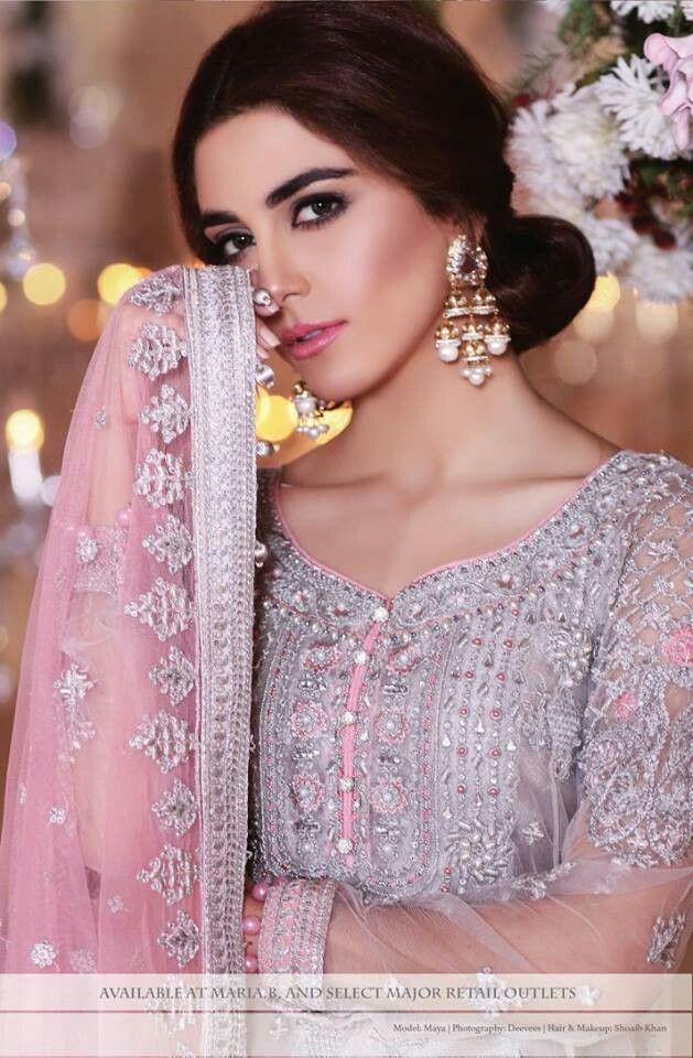 b0dbf39eb9 Maria B   pakistani couture/dresses   Eid collection 2017, Eid ...