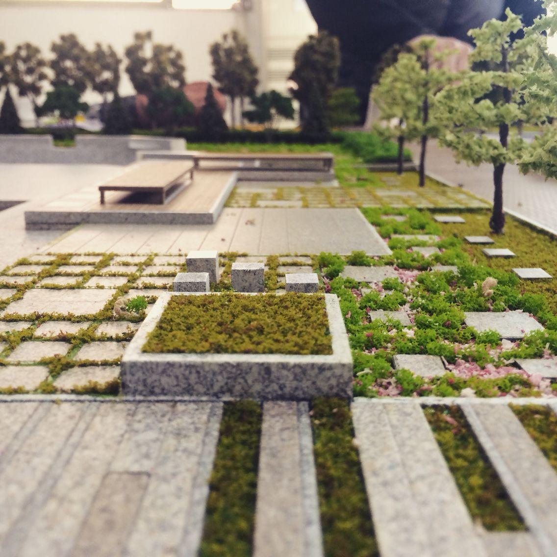 Pingl par florence villaverde sur landscape pinterest am nagement japonais moderne et - Salon de jardin villaverde ...