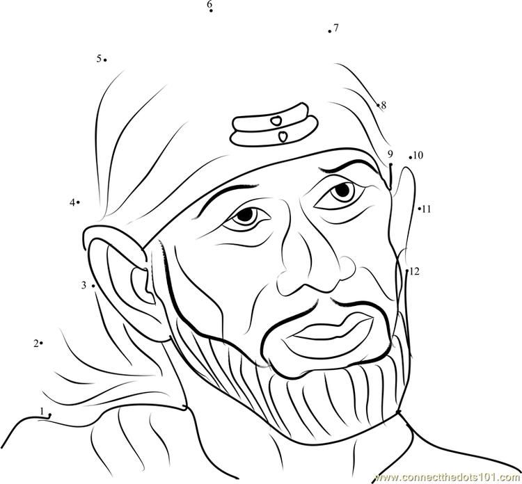 Sai Coloring Pages