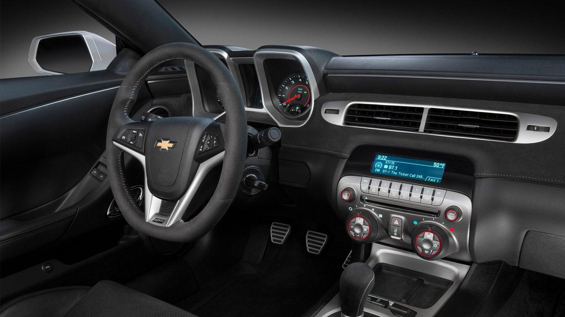 Interior 2014 Chevrolet Camaro Z28 Camaro Chevy Camaro