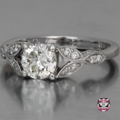 not a big diamond/fancy ring fan but this is beautiful..