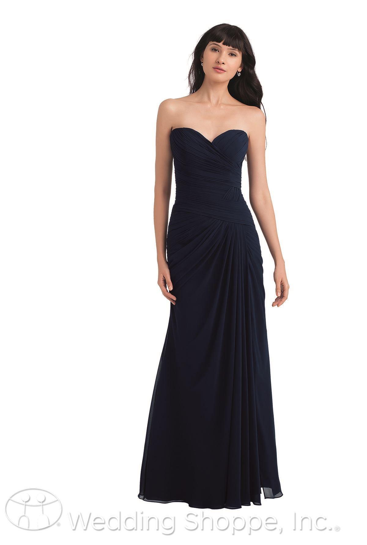 480b4f2cf4 Bill Levkoff Bridesmaid Dress 1146