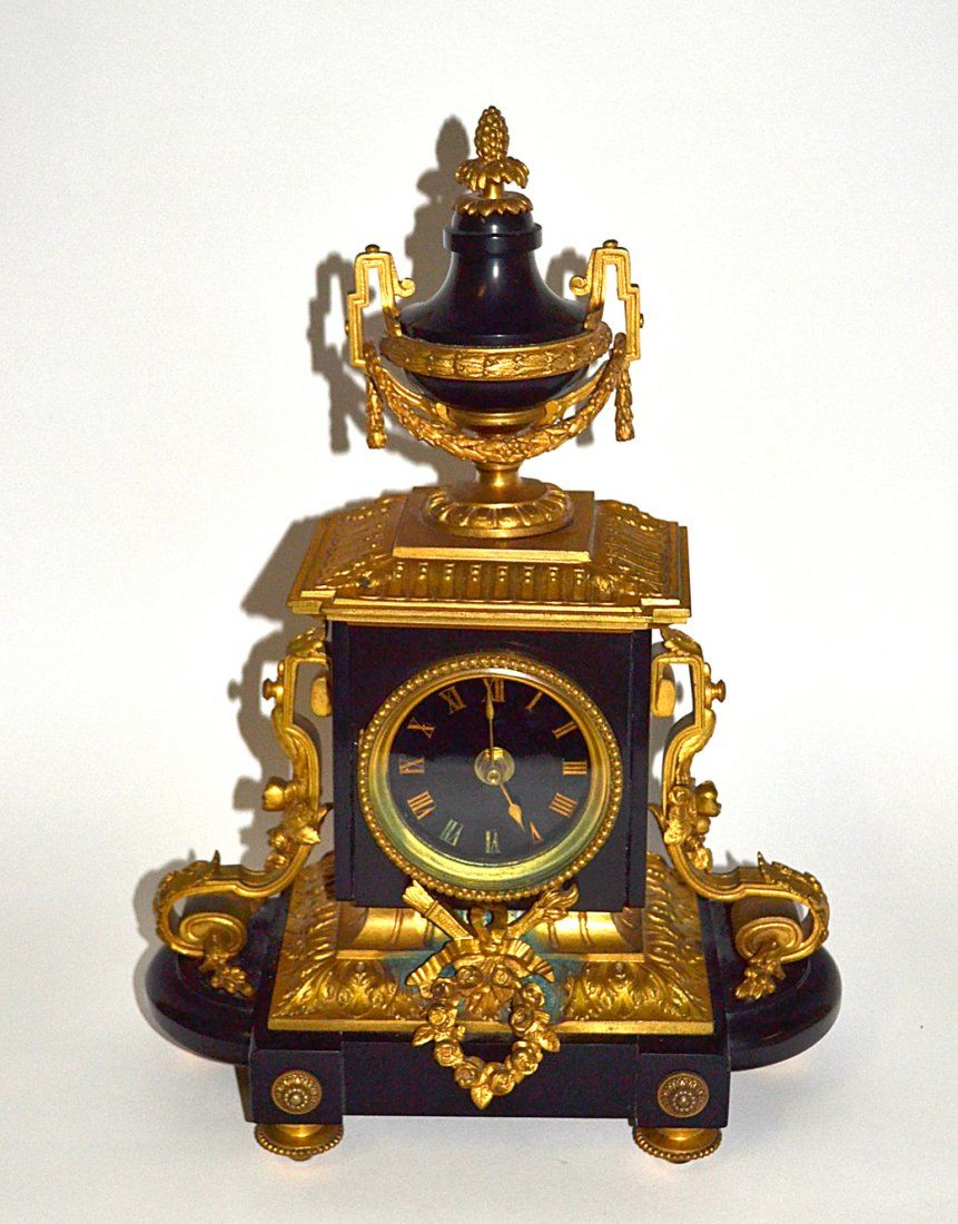 French Mantle Clock Jun 29 2013 Roland Ny In Ny Mantle Clock Antique Pendulum Wall Clock Antique Mantle Clock