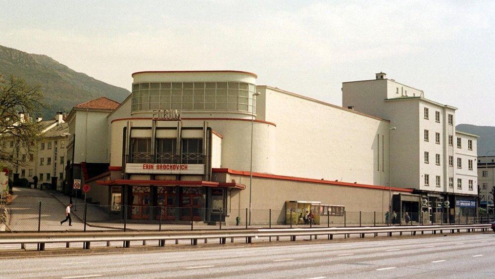 Snart Kan Forum Kino Vera Freda
