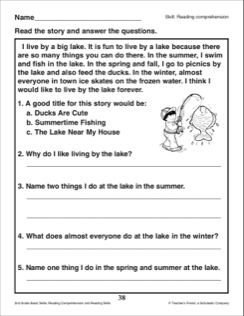 how to help my 2nd grader with reading
