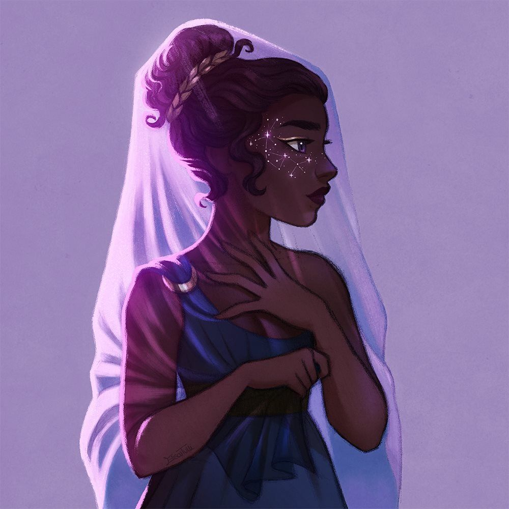 Pin By My Name Is Poet I Am A Philip On Joimemori Mythology Art Black Girl Magic Art Magic Art