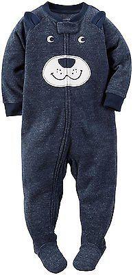 a7be8ecbc Sleepwear 147336  Carters Boys 1 Pc Fleece 347G147