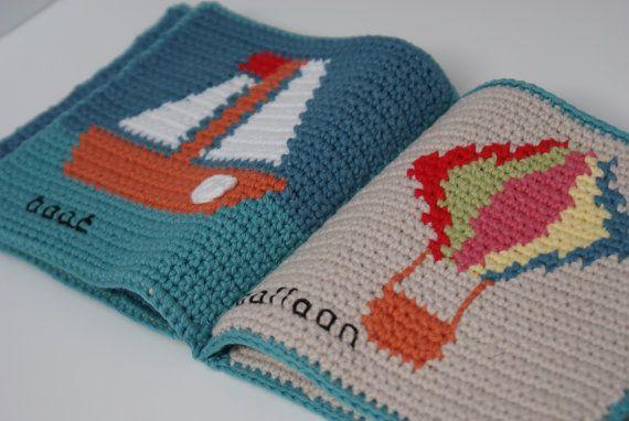 Baby Crochet Book