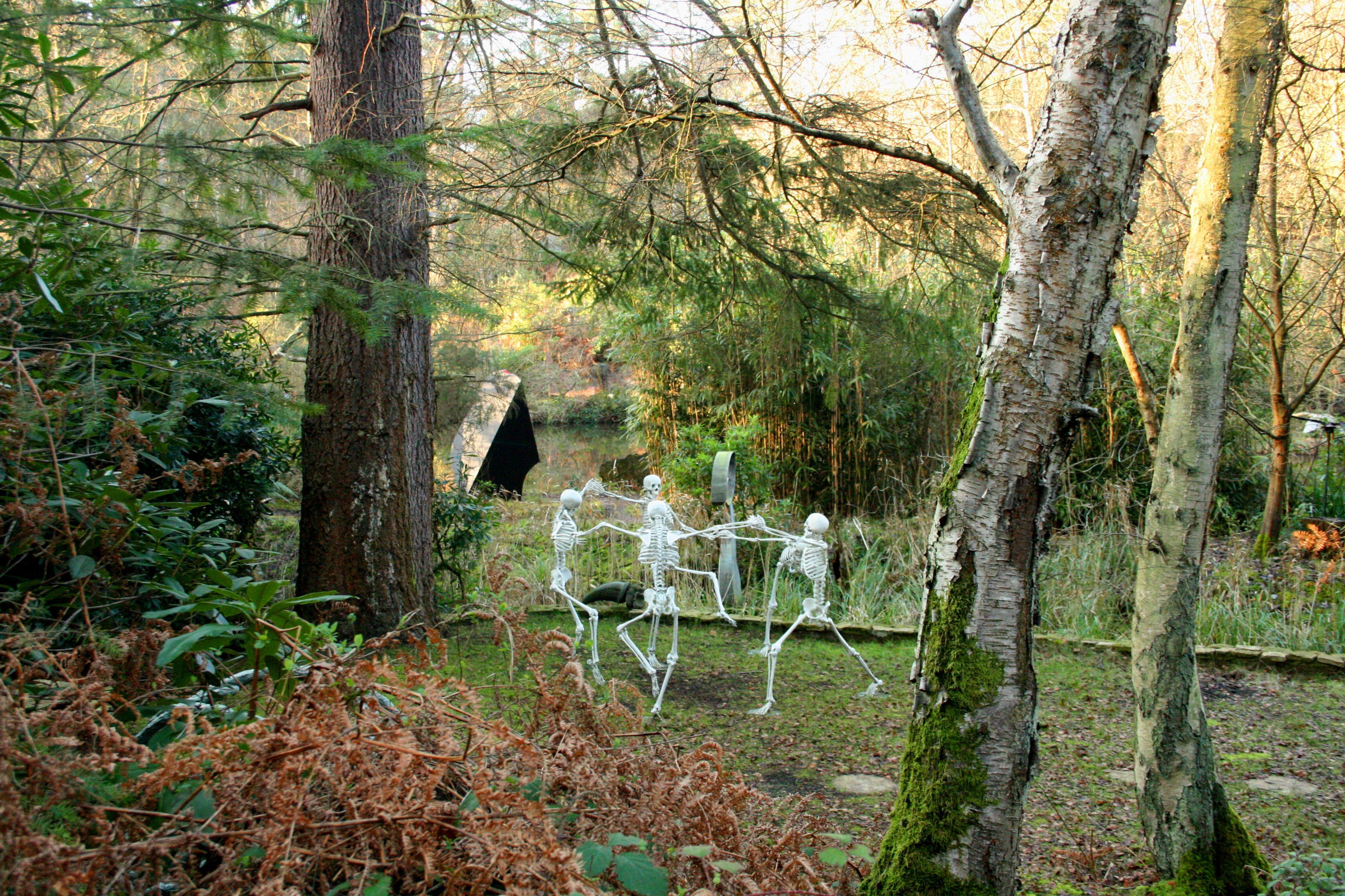 The Sculpture Park, Farnham, Surrey