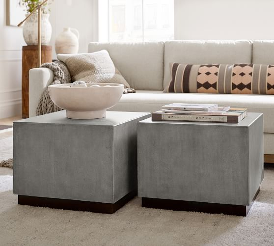 Byron Square Coffee Table In 2020 Coffee Table Coffee Table