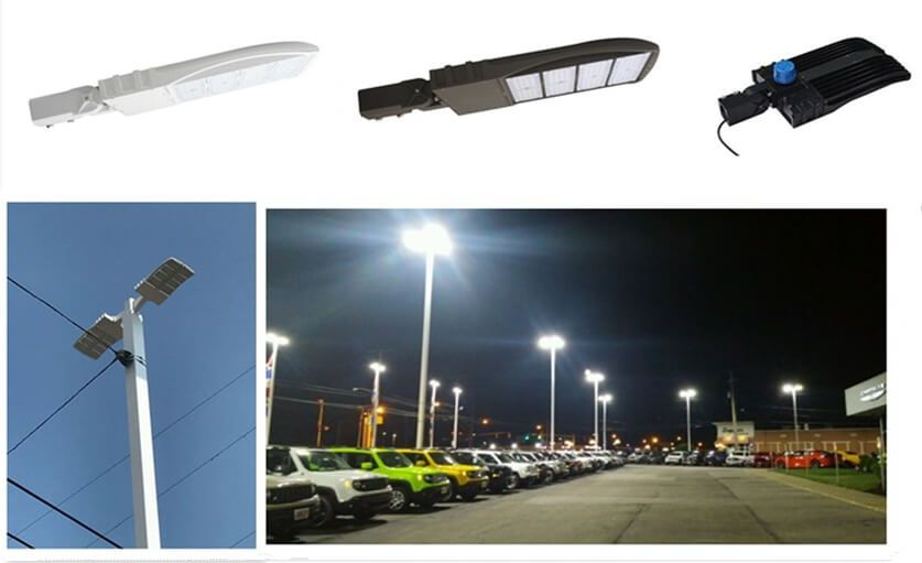 9 Tips To Retrofit Parking Lot Light Fixture To Led The Article Help You To Have A Quick Decision To Parking Lot Lighting Led Parking Lot Lights Picture Light