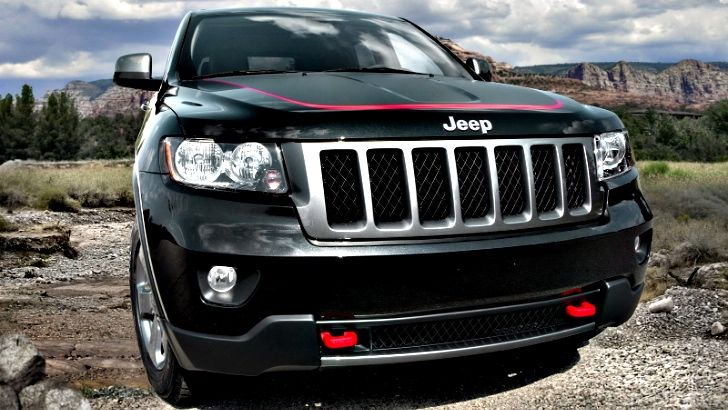 Image result for Features of Jeep Cherokee Limited Editions