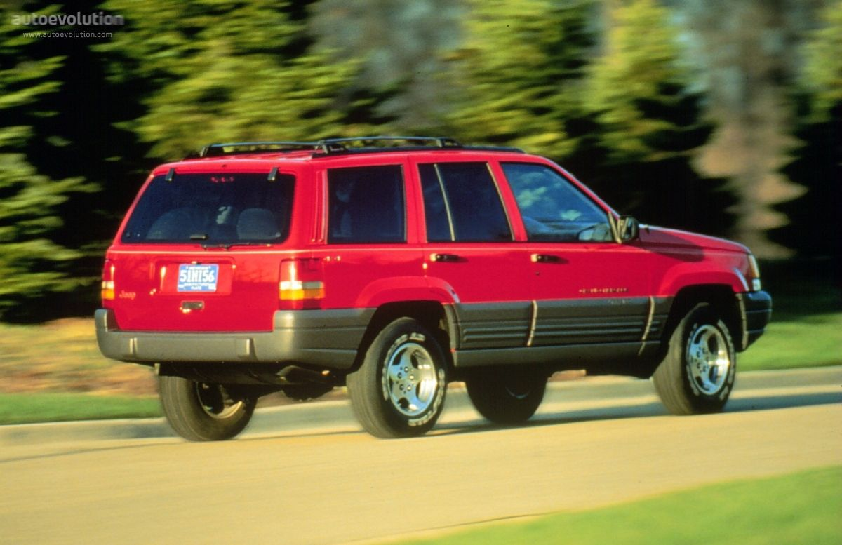 General information, photos, engines and tech specs for JEEP Grand Cherokee  specs - 1999