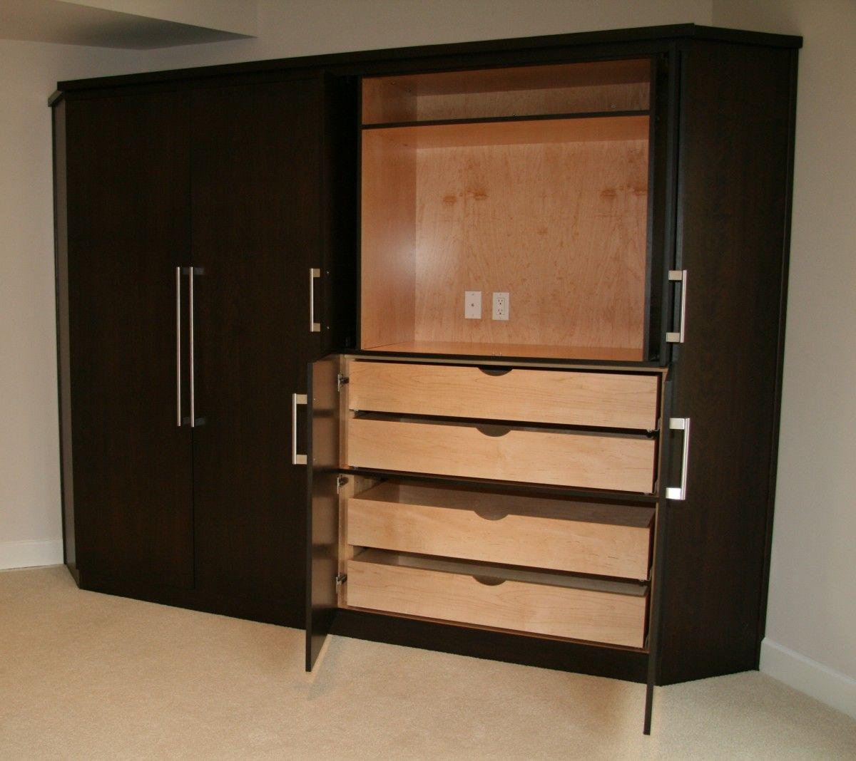 Built In Wall Unit Img 4144 Organization Storage Solutions Built In Wall Units Tall Cabinet Storage