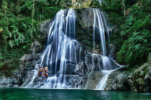 6 r os y cascadas para visitar en puerto rico un poco for Turismo interno p r
