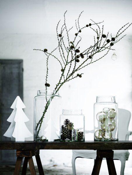 Tine K Home Kerst Natuurlijke Kerst Scandinavische Kerst