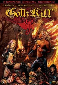 #Goth Kill is a campy splash fest of gore. Don't expect anymore.