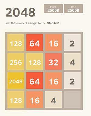 Tai game mien phi - Game 2048 | Tai game - Tai game mien phi