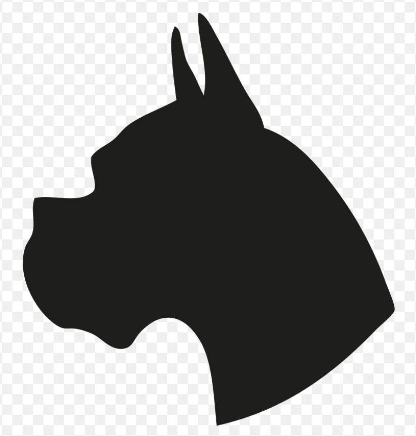 Cuban Link Dog Chain Custom Dog Chain Handmade Dog Collar Etsy In 2021 Dog Clip Art Dog Silhouette Dog Drawing
