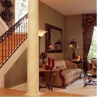 Charming Home Interior Decoration Catalog