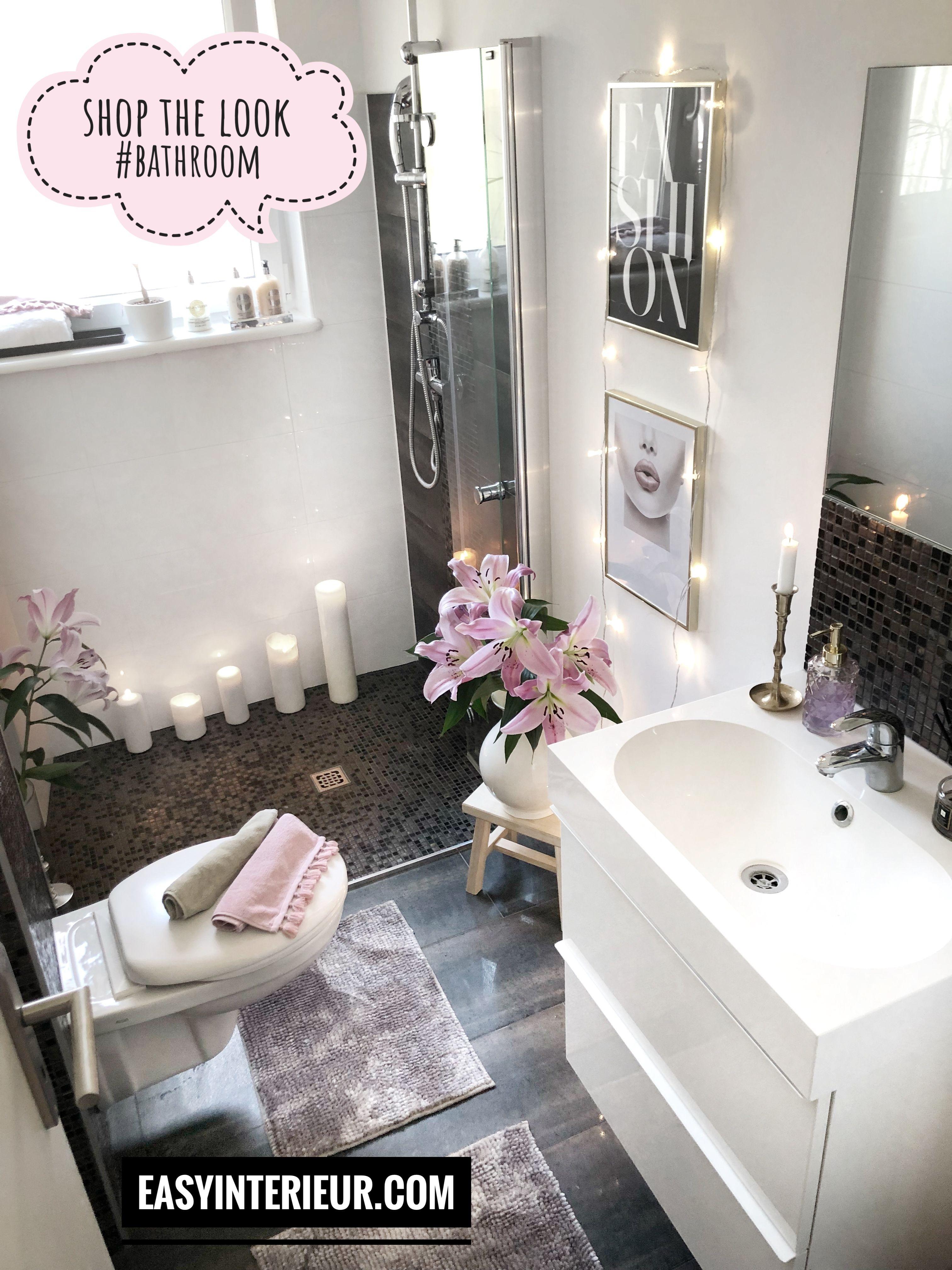Werbung Badezimmer Gastewc Wc Toilette Dusche Kerzen Lichter