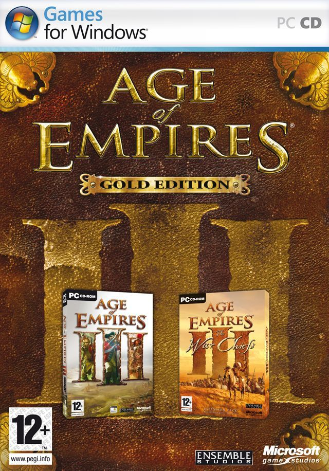 Age Of Empires Gold Edition Age Of Empires Empire Games