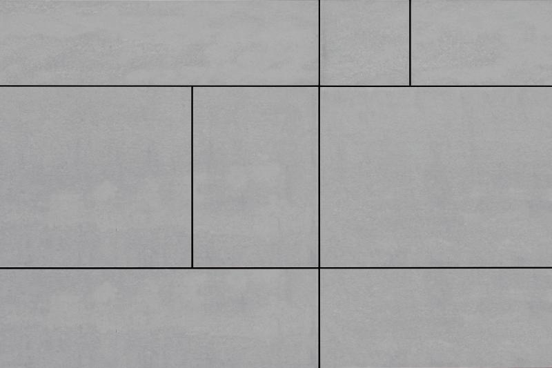 Equitone Facade Panels Back Fixing Brick Texture White
