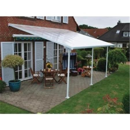 Palram Hg9001 Feria Patio Cover Sidewall Kit 10 Ft In
