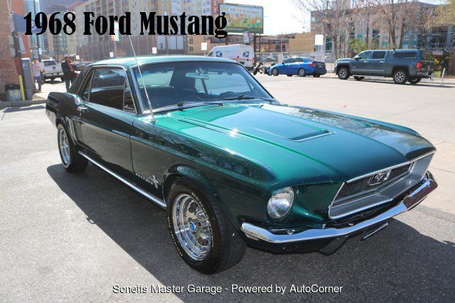 for sale 1968 ford mustang for 14 500 call 303 296 1688 rh pinterest com