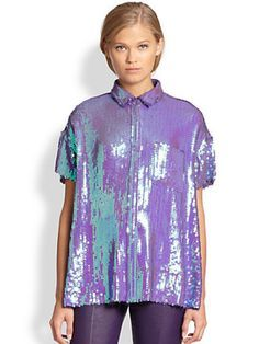 iridescent clothes - Google Search
