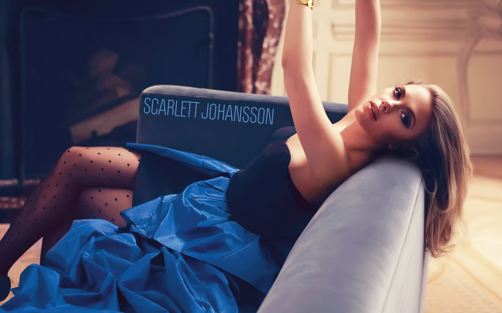 Scarlett Johansson Wallpaper: Scarlett Johansson New Hot HD Wallpaper Scarlett Johansson