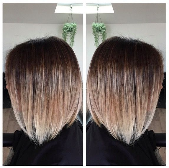 48 Ombre Hair Ideas We Re Obsessed With Hair Styles Blonde Ombre Short Hair Ombre Hair Blonde