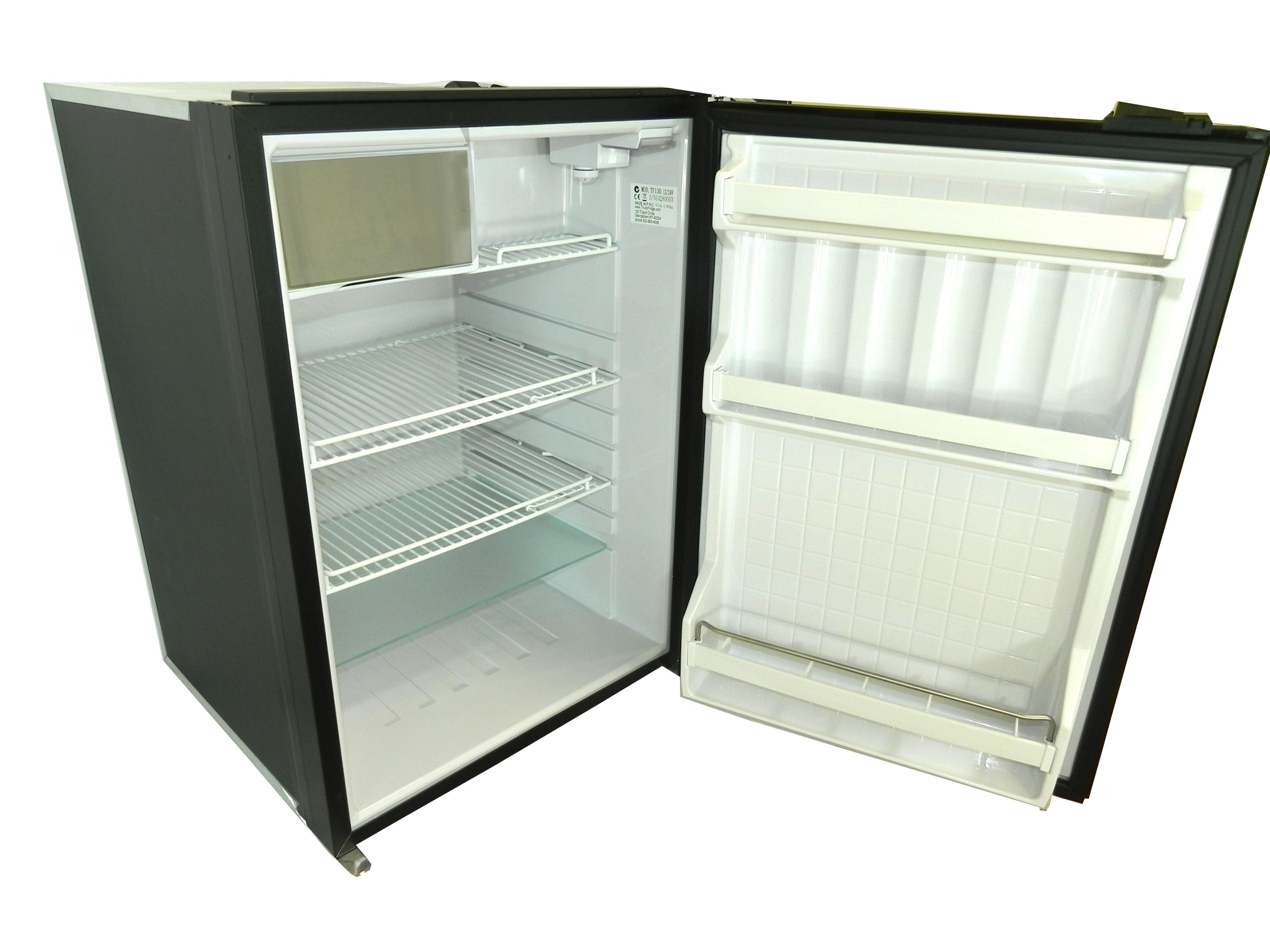 Custom Semi Truck Refrigerator For Commercial Trucks Truckfridge Black Refrigerator Commercial Vehicle Built In Refrigerator