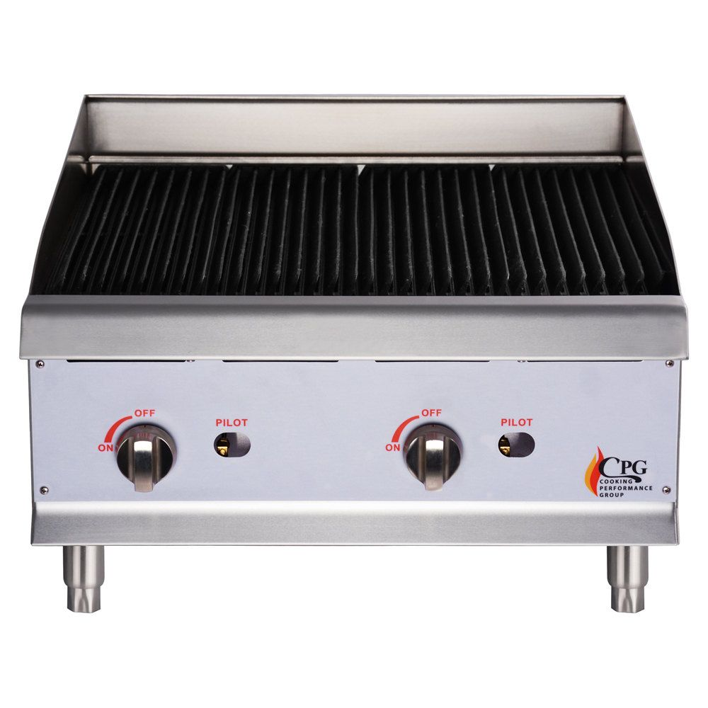 Countertop Electric Griddle 24 Inch Restaurant Kitchen Commercial