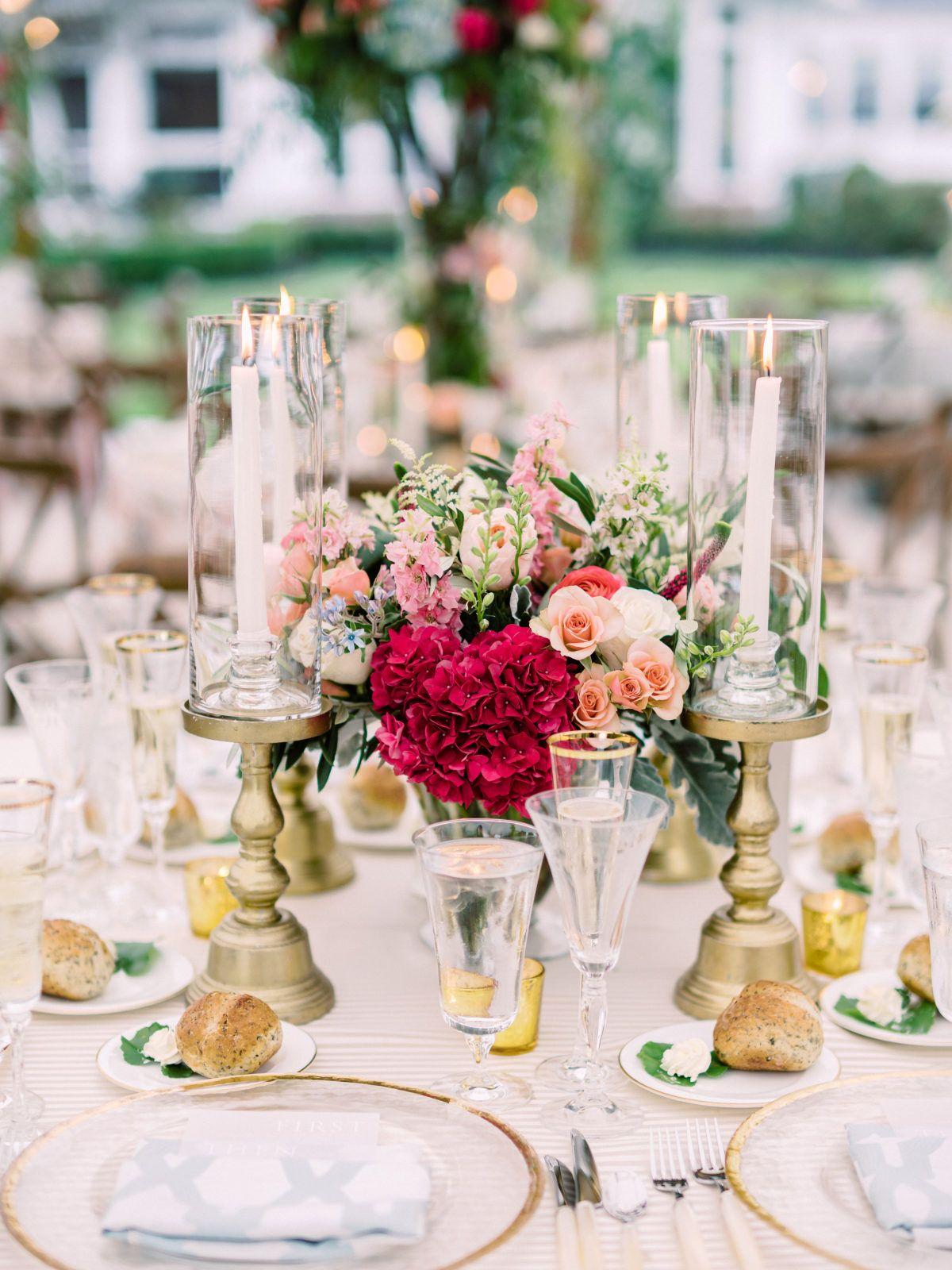 An Elegant Garden Wedding At The Bride S Family Home That Celebrates Color In 2020 Garden Wedding Wedding Diy Decor