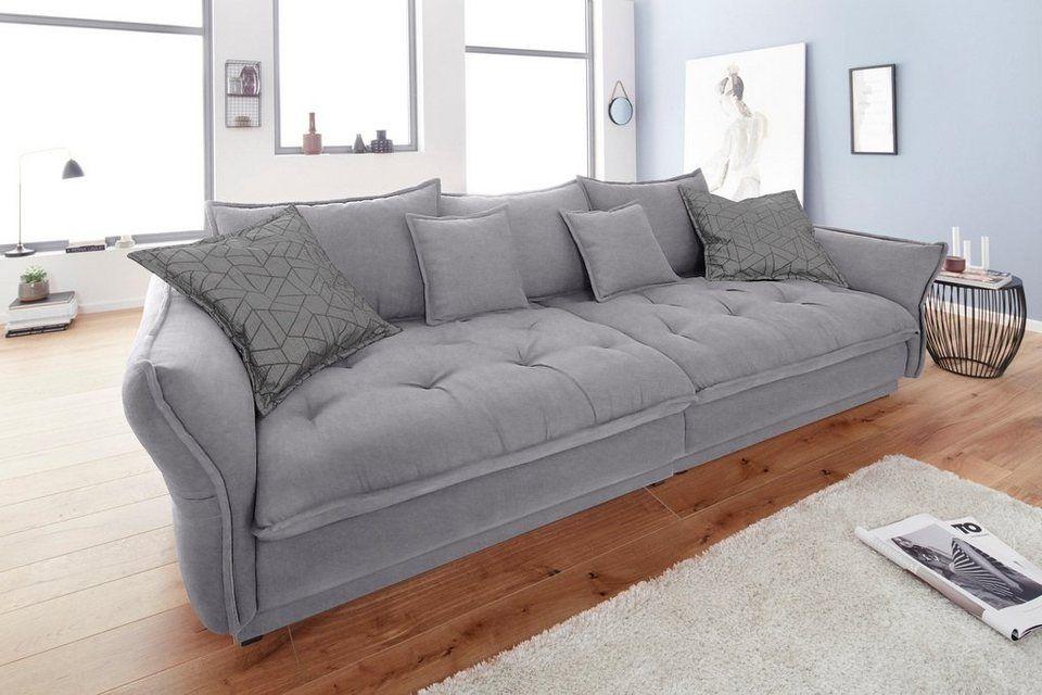 Inosign Big Sofa Palladio Wahlweise Mit Led Ambiente Beleuchtung Online Kaufen Otto In 2020 Big Sofas Sofa Sofa Home