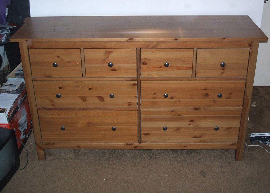 hemnes dresser | Ikea Hemnes dresser – original state. | Holly ...