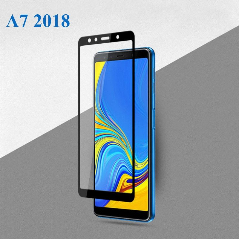 A7 2018 Protective Glass For Samsung Galaxy A7 2018 A750