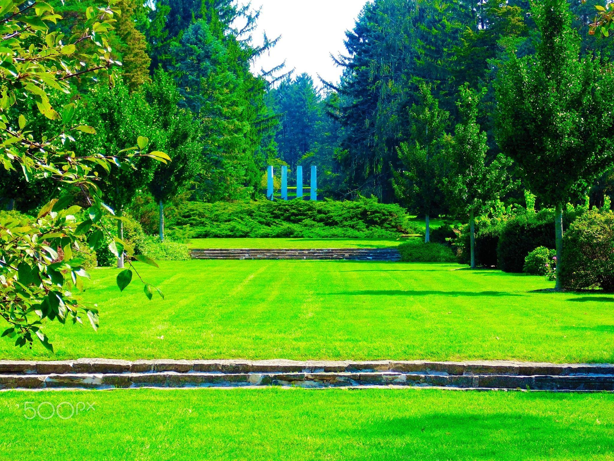 Peaceful Garden null Garden, Nature, Peace