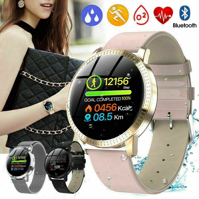 CF18 Smart Watch Sport Heart Rate Monitor Blood Pressure Fitness Tracker USA - Fitness Watch - Ideas...