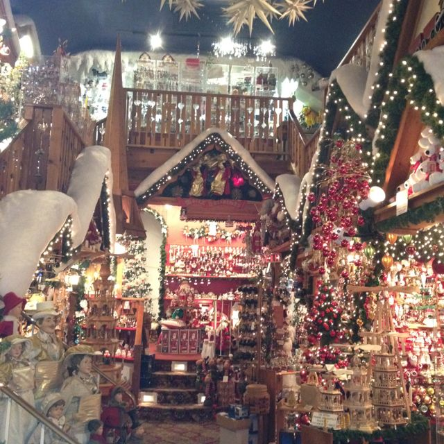Christmas In June. The Christmas Store In Victoria, BC. I