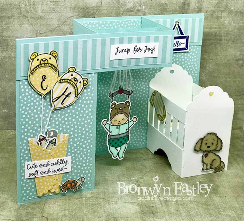 Sweet Baby 6 Baby Cards Baby Boy Cards Card Tutorial