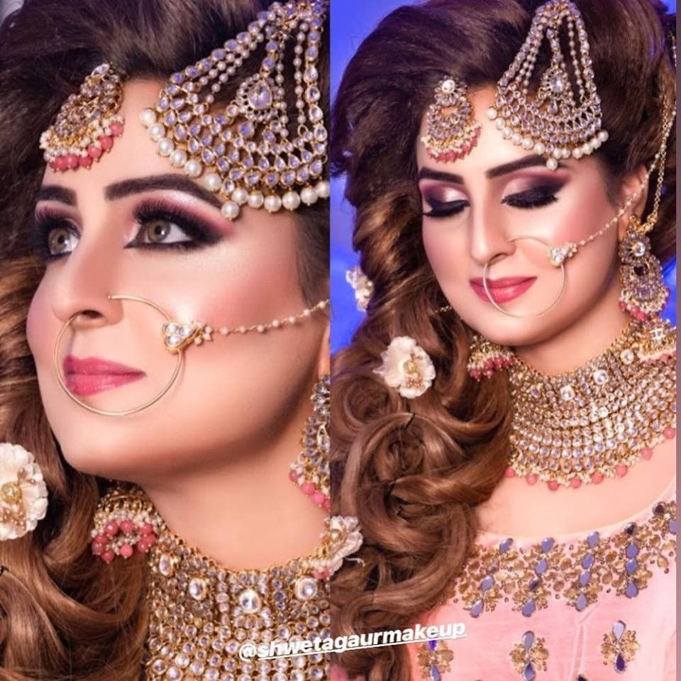 Bridal Makeup Packages Bridal makeup, Indian wedding