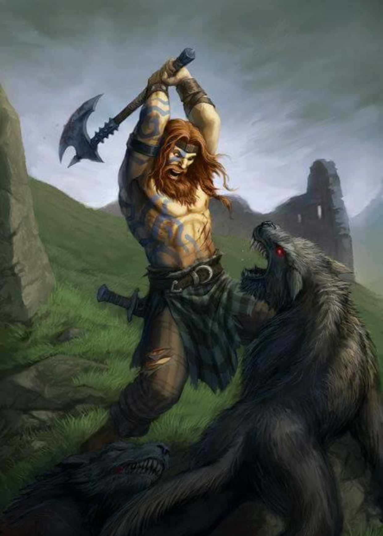 Viking Warriors Art Similar Galleries