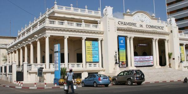 Chambre De Commerce De Dakar House Styles House Mansions