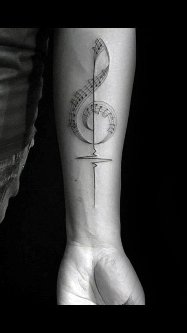 Photo of Music Note Tattoo – 300+ Bildideen –  Music Note Tattoo – 300+ Bildideen  – #b…
